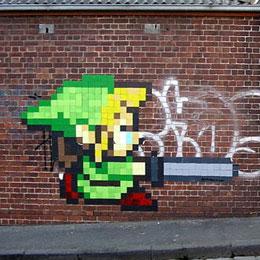 graffiti-zelda
