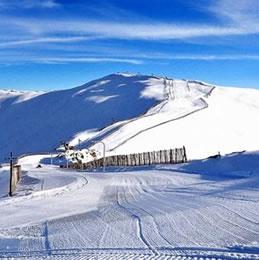 piste-ski