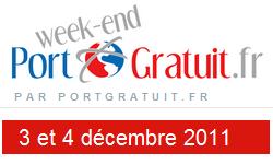 Evénement e-commerce : le Week-end Port Gratuit !