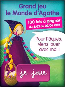 L'image du jeu Le Monde D'Agathe