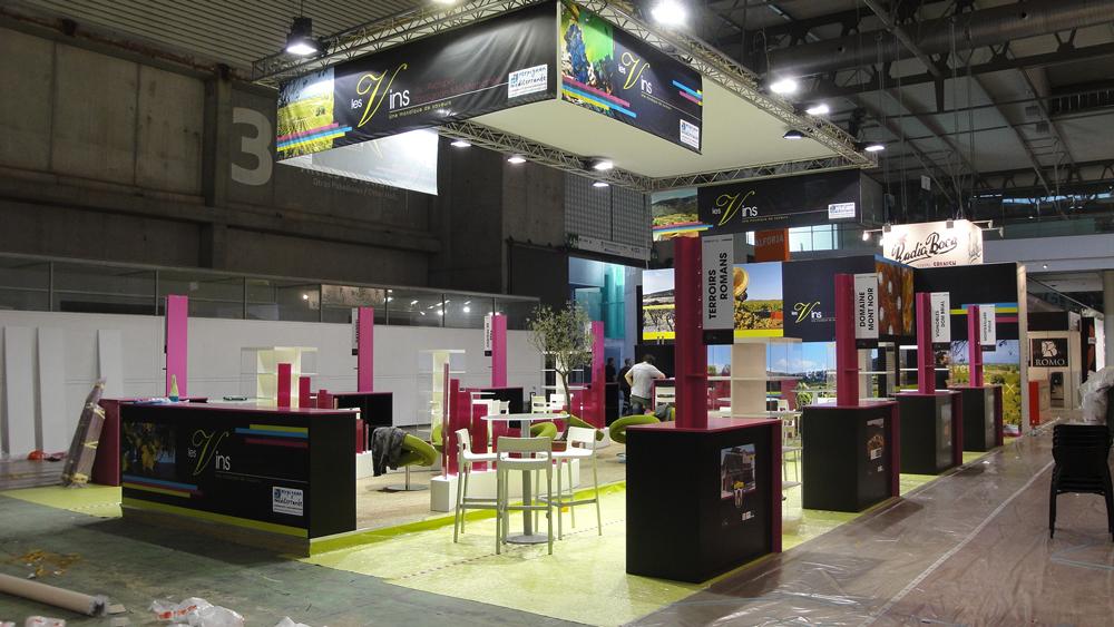 La Communauté d'Agglomération et AttrapTemps fiers des vignerons catalans