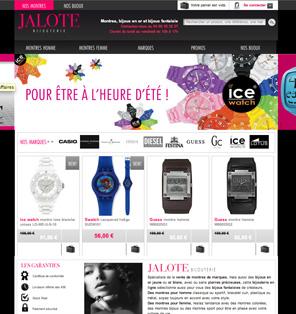 Bijouterie et horlogerie Jalote