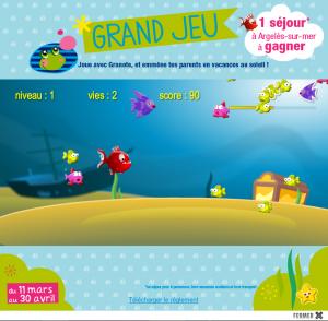 Grand Jeu Argeles-sur-Mer : plus qu'un concours, un véritable jeu d'enfant !