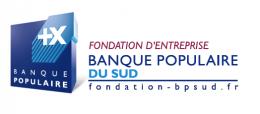 Logo fondation banque populaire du sud