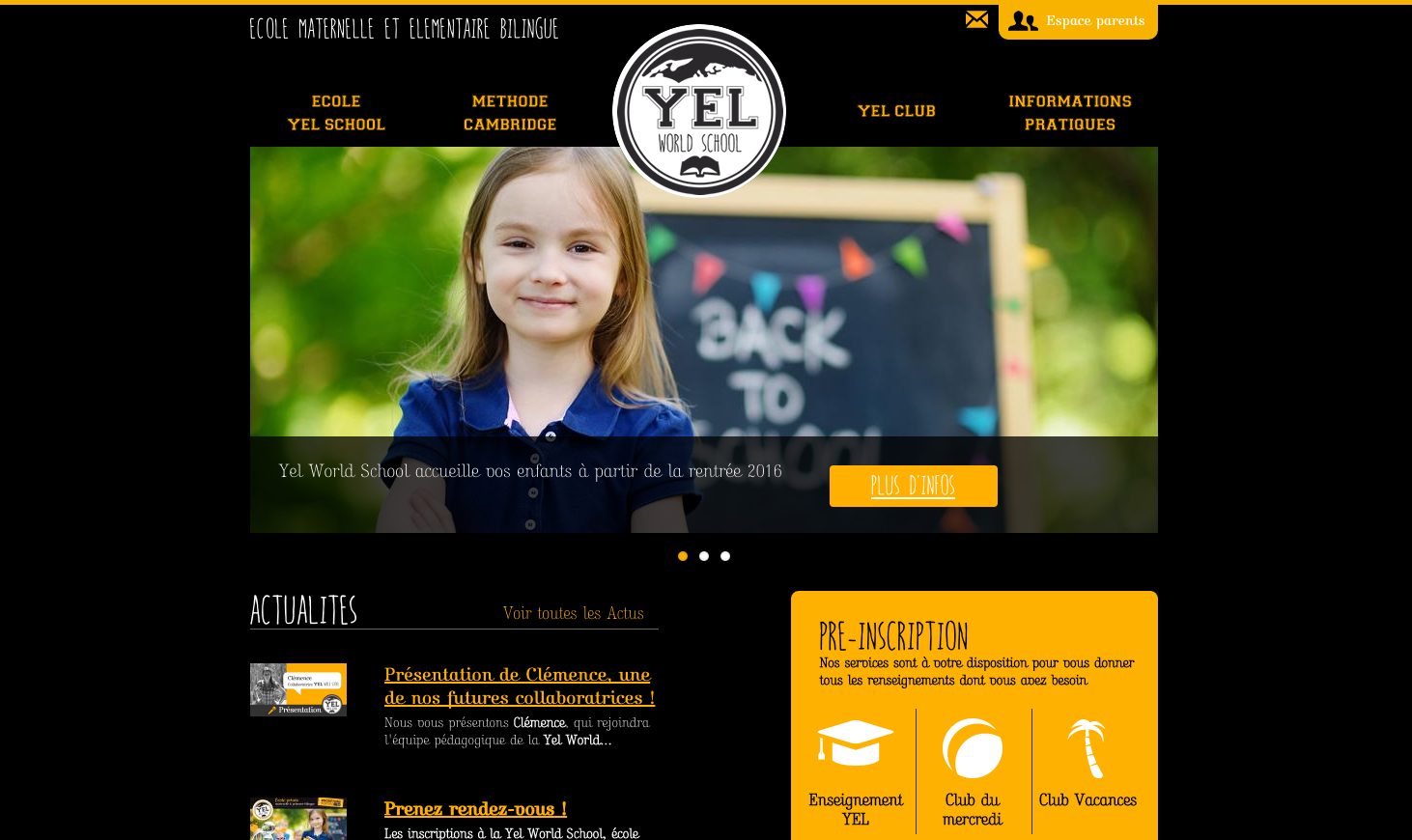 yel world school