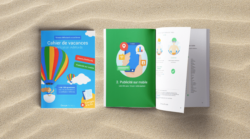magazine cahier de vacances google