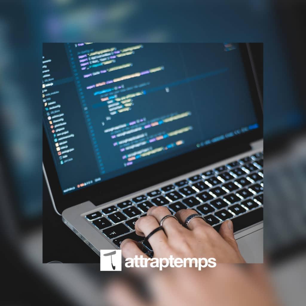 recrutement développeur agence digitale attraptemps perpignan