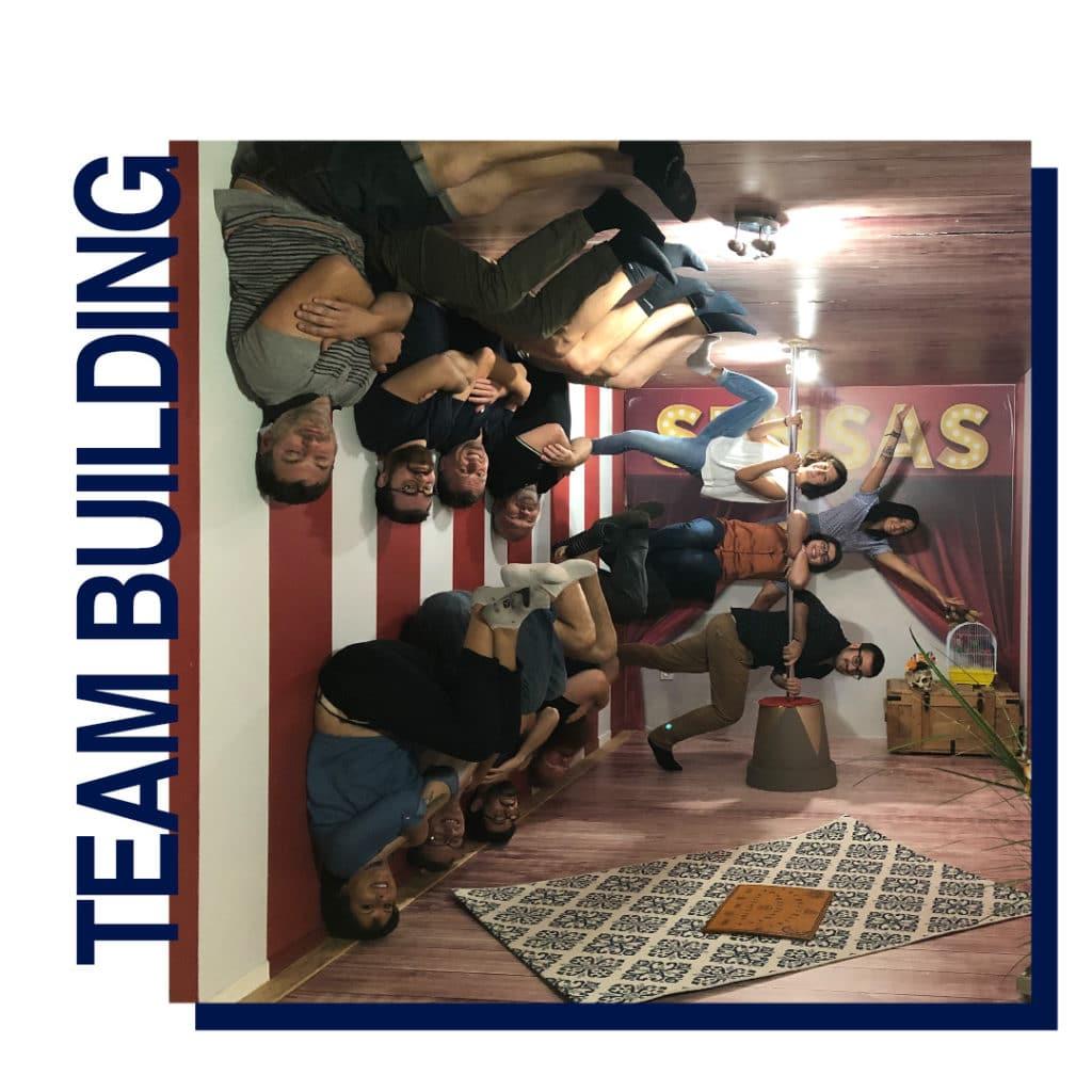 team building attraptemps