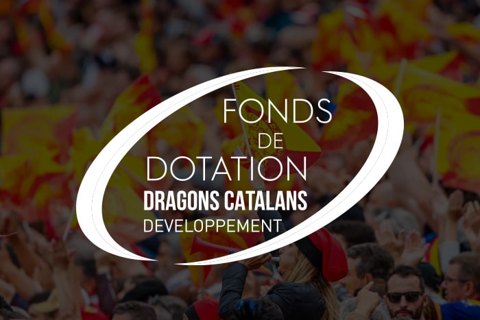 fonds de dotation dragons catalans