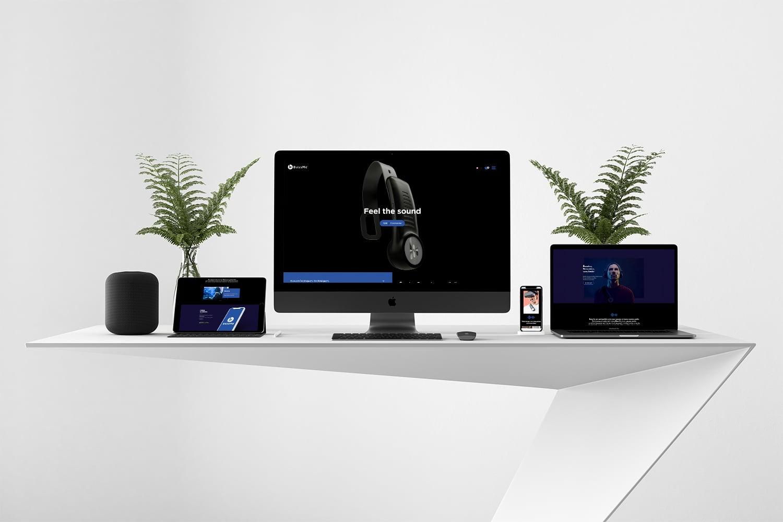 création site web design attraptemps agence digitale